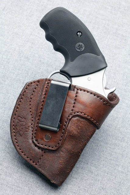 Charter Arms Holsters by Side Guard Holsters
