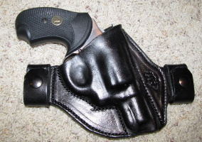 Side Guard Holsters - OWB Cross Guard Holster