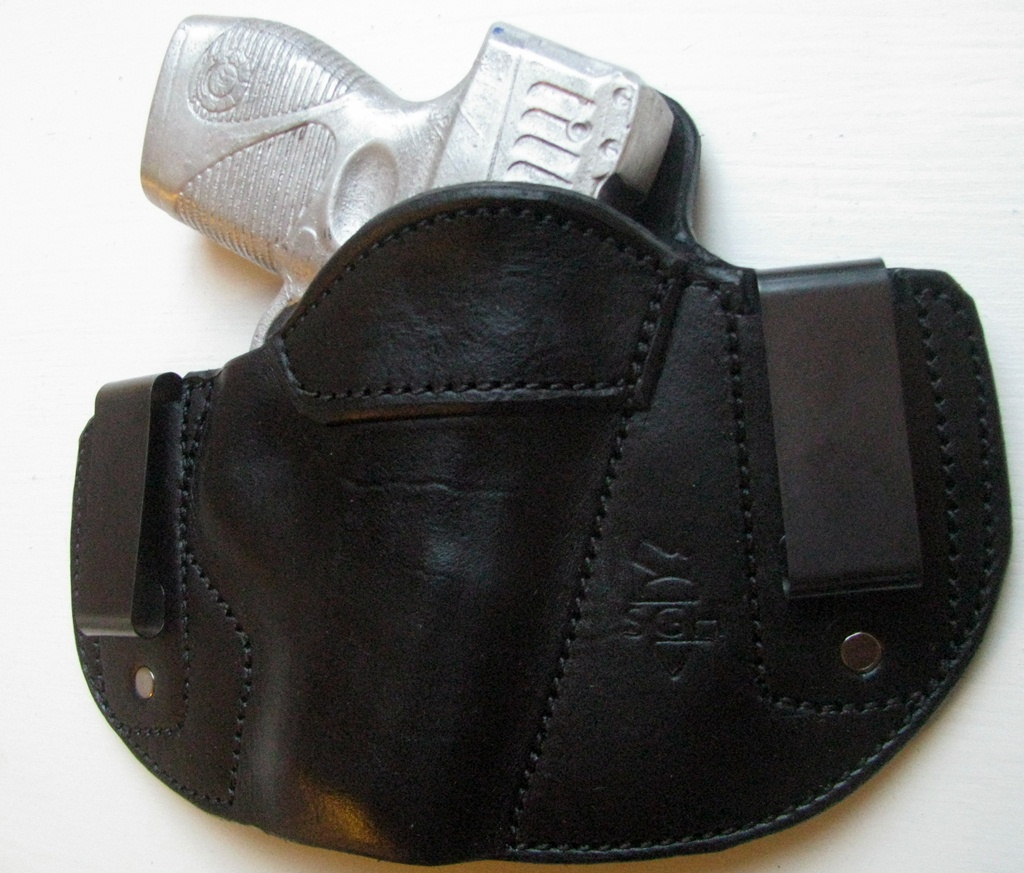 Side Guard Holsters Iwb Holster Double Clip