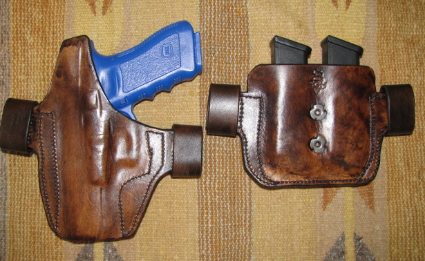 Side Guard Holsters Owb Holsters The Snap