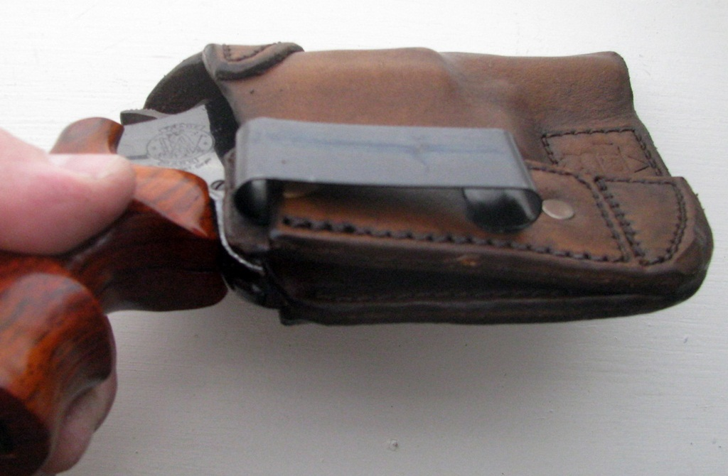 Side Guard Holsters - IWB Holsters - Tuck Clip
